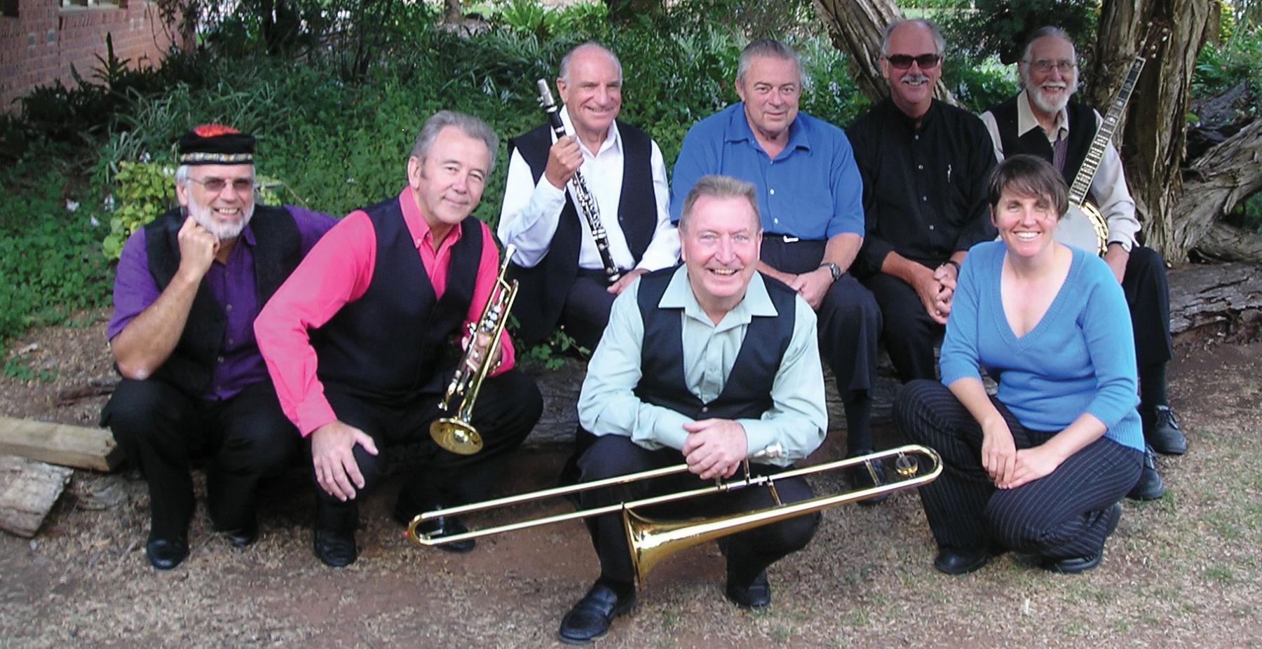 Gail Kingston's Hot Foot Jazz